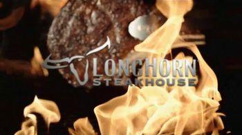 Longhorn Steakhouse Bone-In Steaks TV Spot, 'Bone-In Bold Flavor' - Thumbnail 1