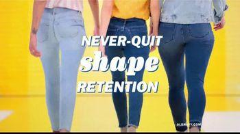 Old Navy Rockstar Jeans TV Spot, 'Entona tus jeans' canción por Kaskade [Spanish]