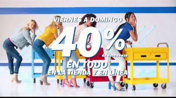 Old Navy Rockstar Jeans TV Spot, 'Entona tus jeans' canción por Kaskade [Spanish] - Thumbnail 4