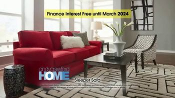 Rooms to Go 28th Anniversary Sale TV Spot, 'Sleeper Sofa Savings' - Thumbnail 5