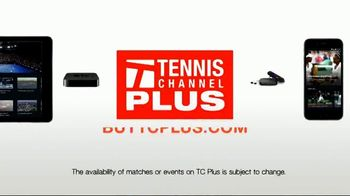 Tennis Channel Plus TV Spot, 'Every WTA Match: Indian Wells and Miami' - Thumbnail 10