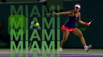 Tennis Channel Plus TV Spot, 'Every WTA Match: Indian Wells and Miami' - Thumbnail 4