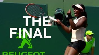 Tennis Channel Plus TV Spot, 'Every WTA Match: Indian Wells and Miami' - Thumbnail 9