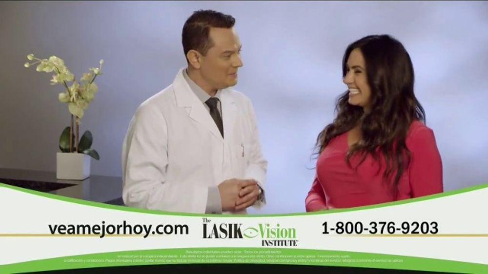 The LASIK Vision Institute TV Commercial, 'La respuesta que has estado buscando' con Pen??lope Mench