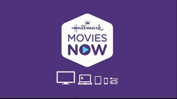 Hallmark Movies Now TV Spot, 'New in March' - Thumbnail 3