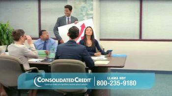 Consolidated Credit Counseling Services TV Spot, 'Presentación' [Spanish] - Thumbnail 1