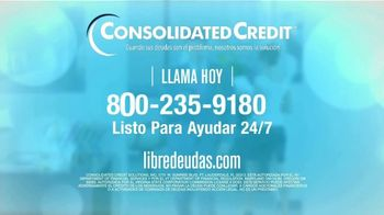 Consolidated Credit Counseling Services TV Spot, 'Presentación' [Spanish] - Thumbnail 8