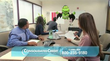 Consolidated Credit Counseling Services TV Spot, 'Presentación' [Spanish] - 8 commercial airings