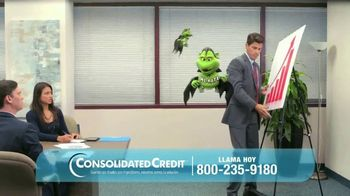 Consolidated Credit Counseling Services TV Spot, 'Presentación' [Spanish]