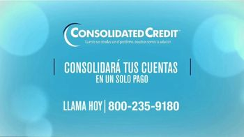 Consolidated Credit Counseling Services TV Spot, 'Presentación' [Spanish] - Thumbnail 6