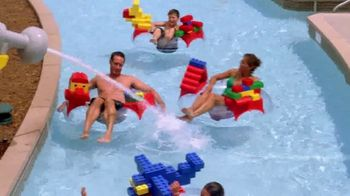 LEGOLAND California Resort TV Spot, 'Water Park and Lego Movie 2 Experience'