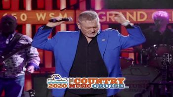 StarVista LIVE TV Spot, '2020 Country Music Cruise' Featuring Tracy Lawrence - 276 commercial airings