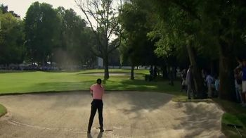 Bridgestone Golf Tour B XS TV Spot, 'Tiger the Artist' Featuring Tiger Woods - Thumbnail 2