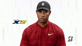 Bridgestone Golf Tour B XS TV Spot, 'Tiger the Artist' Featuring Tiger Woods - Thumbnail 3