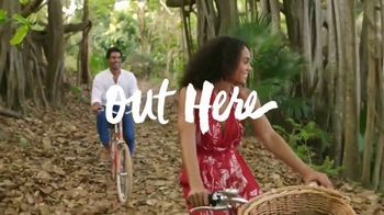 Bermuda Tourism TV Spot, 'Biking the Rail Trail'