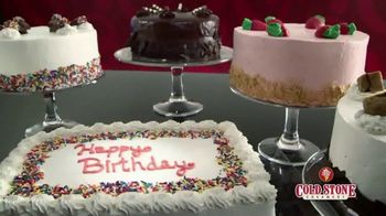 Cold Stone Creamery Ice Cream Cake TV Spot 'Celebrate'