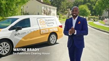 Publishers Clearing House TV Spot, 'Tick-Tock: $7,000 a Week for Life' Featuring Wayne Brady - Thumbnail 1