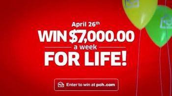 Publishers Clearing House TV Spot, 'Tick-Tock: $7,000 a Week for Life' Featuring Wayne Brady - Thumbnail 8
