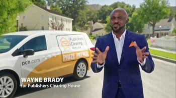 Publishers Clearing House TV Spot, 'Tick-Tock: $7,000 a Week for Life' Featuring Wayne Brady - Thumbnail 2