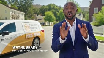 Publishers Clearing House TV Spot, 'Tick-Tock: $7,000 a Week for Life' Featuring Wayne Brady - Thumbnail 3