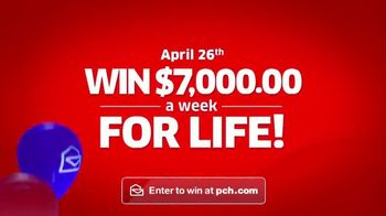 Publishers Clearing House TV Spot, 'Tick-Tock: $7,000 a Week for Life' Featuring Wayne Brady - Thumbnail 7