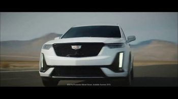 Cadillac TV Spot, 'Step in and Rise Above' Song by Childish Gambino [T1]