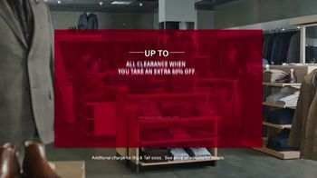 JoS. A. Bank Last Call Clearance Event TV Spot, 'Suits, Sportcoats and Dress Shirts'