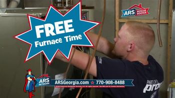 ARS Rescue Rooter Free Furnace Time TV Spot, 'Buy an Air Conditioner, Get a Furnace' - Thumbnail 2