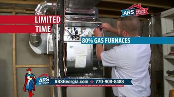 ARS Rescue Rooter Free Furnace Time TV Spot, 'Buy an Air Conditioner, Get a Furnace' - Thumbnail 3
