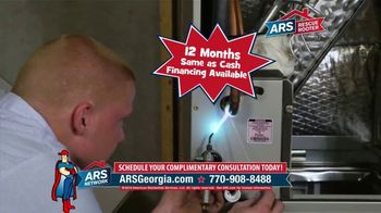 ARS Rescue Rooter Free Furnace Time TV Spot, 'Buy an Air Conditioner, Get a Furnace' - Thumbnail 7