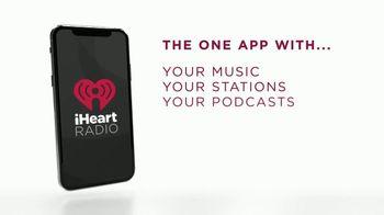iHeartRadio TV Spot, 'Your Stuff, One App'