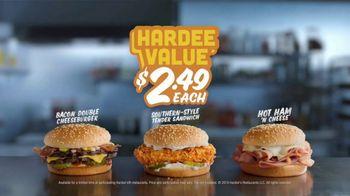 Hardee's Hardee Value TV Spot, '$2.49 Each' - Thumbnail 6