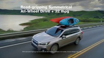 Subaru A Lot to Love Event TV Spot, 'Most Trusted' [T2] - Thumbnail 4