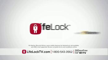 LifeLock TV Spot, 'Celeb' Featuring Angie Harmon & Jay Leno - Thumbnail 3