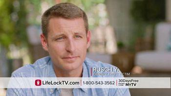 LifeLock TV Spot, 'Celeb' Featuring Angie Harmon & Jay Leno - Thumbnail 4