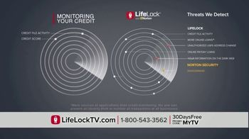 LifeLock TV Spot, 'Celeb' Featuring Angie Harmon & Jay Leno - Thumbnail 5