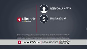 LifeLock TV Spot, 'Celeb' Featuring Angie Harmon & Jay Leno - Thumbnail 9