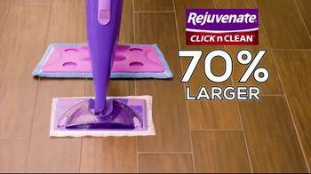 Rejuvenate Click n Clean TV Spot, 'Fastest, Easiest Clean' - Thumbnail 9