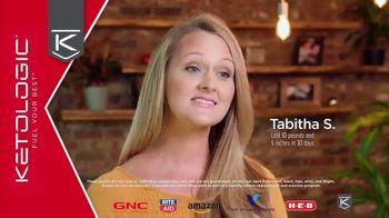 GNC Ketologic Buy One Get One Sale TV Spot, 'Swimsuit Season'