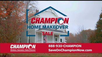 Champion Windows Home Makeover Sale TV Spot, 'Save Big' - Thumbnail 2