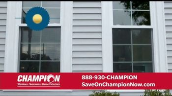 Champion Windows Home Makeover Sale TV Spot, 'Save Big' - Thumbnail 3