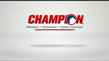 Champion Windows Home Makeover Sale TV Spot, 'Save Big' - Thumbnail 8