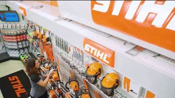 STIHL TV Spot, 'Real People: Battery-Powered Blower and Trimmer Bundle' - Thumbnail 8