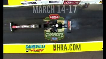 NHRA TV Spot, '2019 Gatornationals: Speed for All' Song by Grace Mesa - Thumbnail 8