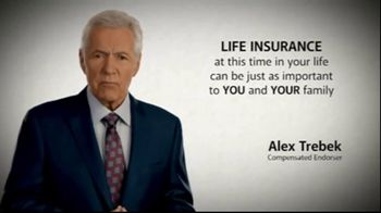 Colonial Penn Whole Life Insurance TV Spot, 'The Need for Supplements' Featuring Alex Trebek - Thumbnail 3