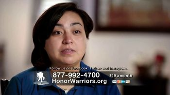 Wounded Warrior Project TV Spot, 'Anthony Villarreal' - Thumbnail 10