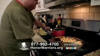 Wounded Warrior Project TV Spot, 'Anthony Villarreal' - Thumbnail 4