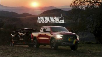 Ram Truck Month TV Spot, 'Lead or Be Led: Capability' Song by A Thousand Horses [T2]