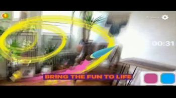 Nickelodeon Do Not Touch App  TV Spot, 'A Whole Lot More Interesting' - Thumbnail 3