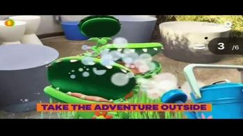 Nickelodeon Do Not Touch App  TV Spot, 'A Whole Lot More Interesting' - Thumbnail 5